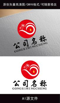 高端logo设计 AI