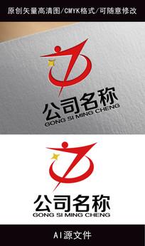高端企业logo创意设计 (74) AI