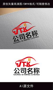 汽车企业logo创意设计