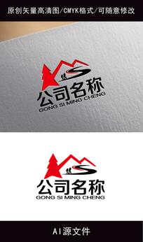 企业户外logo创意设计