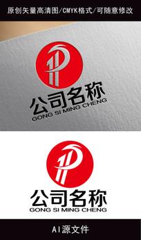 企业字母logo设计