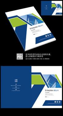 五金类工业画册封面设计
