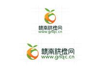 脐橙店家logo设计