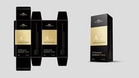 时尚美容品牌包装立体效果图 PSD