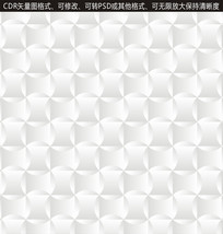 立体底纹背景墙纸 CDR