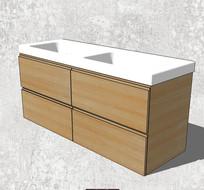 木质室内卫浴