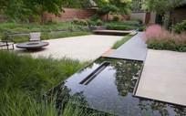 休闲花园小庭院 JPG