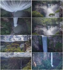 2K超清Belmore瀑布实拍视频