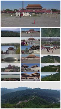 2K超清北京大气旅游宣传视频