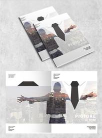城市时尚画册封面