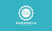 美容美妆logo