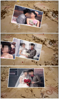 edius婚庆婚礼个人写真模板