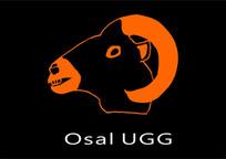 动物头型标志logo原创设计