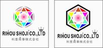 六角星企业标志原创logo