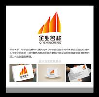 高端科技公司企业logo