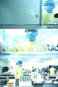 实验室试剂标本放入冰箱冷冻保存视频