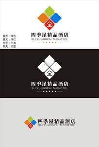 四季屋酒店logo