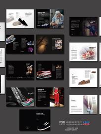 手工布鞋产品画册
