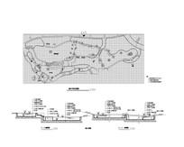 叠水详图 CAD