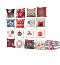 室内图案装饰抱枕