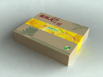 赣州脐橙包装设计