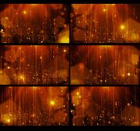 LED颁奖无限循环背景视频