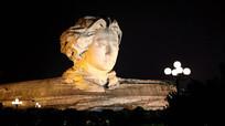 橘子洲毛主席青年雕像视频