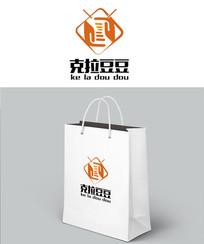 时尚克拉豆豆logo
