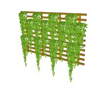 藤蔓植物绿化模型