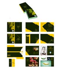 绿色书籍装帧设计