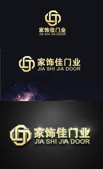 门业标志 AI
