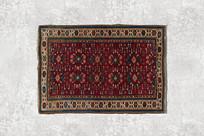复古民族文化毛毯