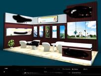 家园展览展示 3D模型