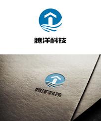 创意变形科技logo