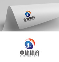创意体育logo