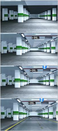 地下装饰工程视频
