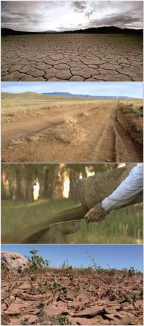 干旱灾害环境污染视频