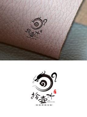 古典中国风logo