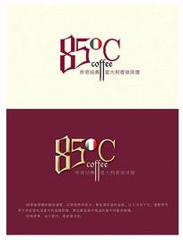 咖啡行业创意LOGO
