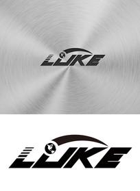 欧美字母logo