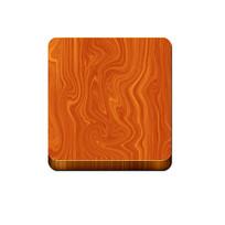 深色木质icon背景图标