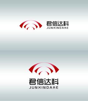 通信公司logo设计