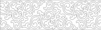 欧式花纹雕刻图案