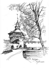 城市滨河教堂