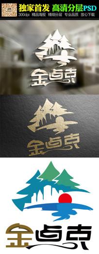 环保创意logo