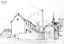 商业家庭小区建筑