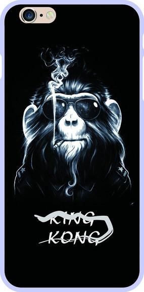 眼睛猴子手机壳图案设计