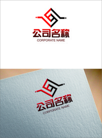 问号变形logo CDR
