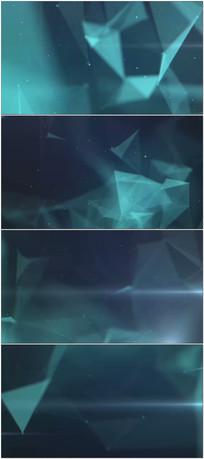 Plexus点线面科技网格背景视频