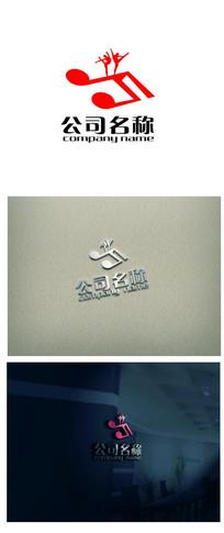 优美个性logo CDR